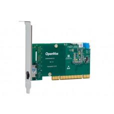 OpenVox DE130P ISDN PRI E1 Цифровая плата