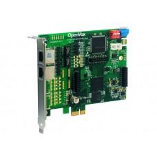 OpenVox D210E ISDN PRI E1 Цифровая плата