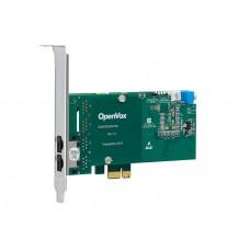 OpenVox D230E ISDN PRI E1 Цифровая плата