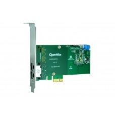 OpenVox DE230E ISDN PRI E1 Цифровая плата