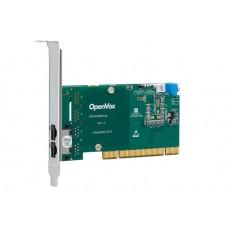 OpenVox DE230P ISDN PRI E1 Цифровая плата