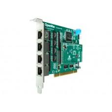 OpenVox DE410P ISDN PRI E1 Цифровая плата