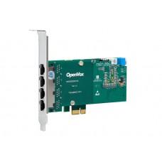 OpenVox D430E ISDN PRI E1 Цифровая плата