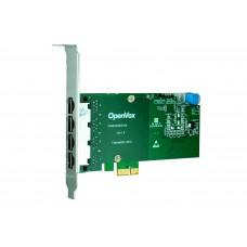 OpenVox DE430E ISDN PRI E1 Цифровая плата