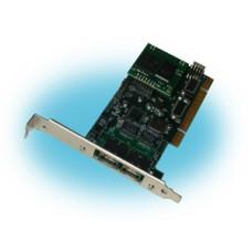 Quasar-MEE-EC-FO E1 PCI Интерфейсная цифровая плата с эхоподавителем