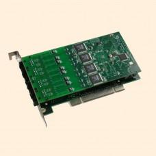 Quasar-4PCI E1 PCI Интерфейсная цифровая плата