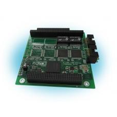 Quasar-4PCI-PC104 PCI-express E1 для Asterisk Интерфейсная цифровая плата