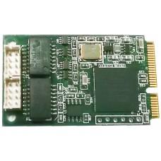Quasar-micro 2 порта E1 для Asterisk Интерфейсная цифровая плата