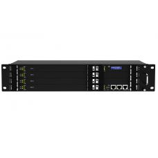 Цифровой магистральный шлюз Dinstar MTG3000T-24 PRI E1