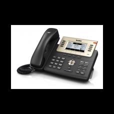 SIP телефон Yealink SIP-T27G - 6 аккаунтов, BLF, PoE, GigE