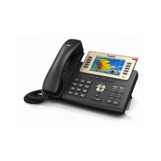 SIP телефон Yealink SIP-T29G, цветной экран, 16 аккаунтов, BLF, PoE, GigE