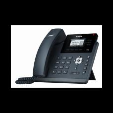 SIP телефон Yealink SIP-T40G, 3 аккаунта, BLF, PoE, GigE без БП