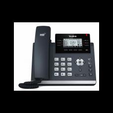 SIP телефон Yealink SIP-T41S, 6 аккаунтов, BLF,  PoE, без БП