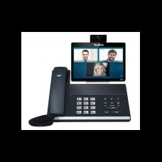 SIP телефон Видеотелефон Yealink IP VP-T49G, видеотерминал, WiFi, Bluetooth, HDMI, с камерой, с БП