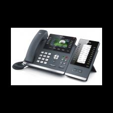 SIP телефон Аксессуар Yealink EXP40 модуль расширения с LCD для телефона SIP-T46G/T48G
