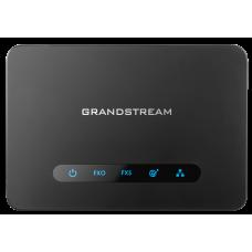 Grandstream HT813 - телефонный адаптер. 1xFXS, 1xFXO, 1xLAN, 1xWAN