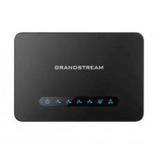Grandstream HT814 - телефонный адаптер. 4xFXS, 1xLAN, 1xWAN, (1GbE)Gigabit Ethernet
