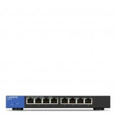 Коммутатор Linksys LGS308-EU 8-Port Gigabit Switch