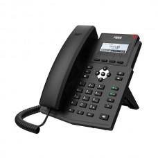 Fanvil X1SP - VoIP телефон, 2 порта PoE 10/10, HD аудио