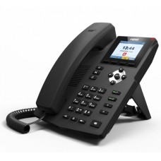 Fanvil X3S - IP-телефон, 2 SIP-аккаунта, HD аудио, цветной дисплей