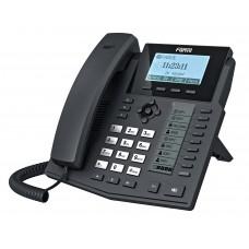 Fanvil X5G - IP-телефон, 6 SIP аккаунтов, два порта Gigabit интернет
