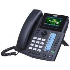 Fanvil X5S - IP-телефон, 6 - 16 SIP-аккаунтов, HD аудио