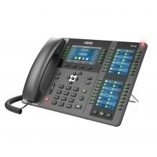 Fanvil X210 - IP-телефон, 3 дисплея, 20 SIP линий, 116 DSS клавиш
