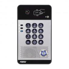 Fanvil i30 - SIP IP видеодомофон, PoE, камера, RFID-карты