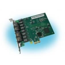 Parabel Quasar-16RPCX.1 PCI-express - Многоканальная цифровая плата E1 для Asterisk